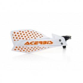 Protèges Mains Universel ACERBIS X-Ultimate White Orange
