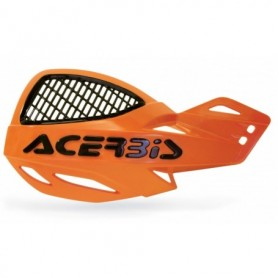 Protèges Mains Universel ACERBIS MX Uniko Vented Orange