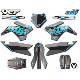 Kit déco BIGY FACTORY DAYTONE FD190 MX 2021