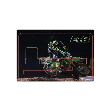 Stickers de Carte Bancaire BURN OUT Eli Tomac A