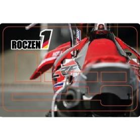 Stickers de Carte Bancaire BURN OUT Ken Roczen D
