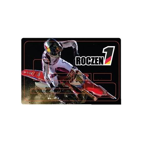 Stickers de Carte Bancaire BURN OUT Ken Roczen E