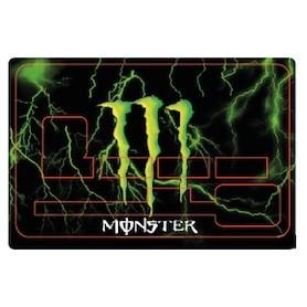 Stickers de Carte Bancaire BURN OUT Monster Energy E