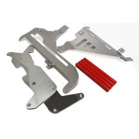Protection de radiateur AXP aluminium pour Honda CRF 450 L-1