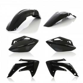 Kit plastiques Noir pour Honda CRF 150R 07-22