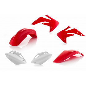 Kit plastiques Rouge pour Honda CRF 150R 07-22