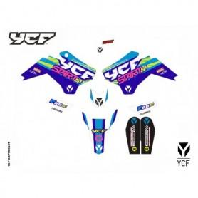 Kit Déco YCF Start F88 SE 2018