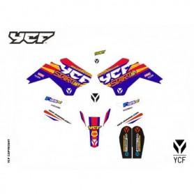 Kit Déco YCF Start F125 SE 2018
