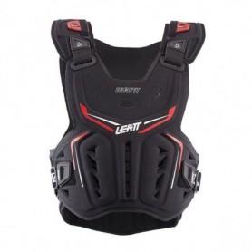 Pare Pierre Leatt 3DF Airfit Black Red