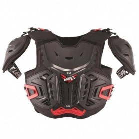 Pare Pierre Leatt 4.5 Pro Junior Black Red