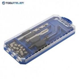 Coffret de Réparation de Filetages M8 x 1.25 TOOLATELIER