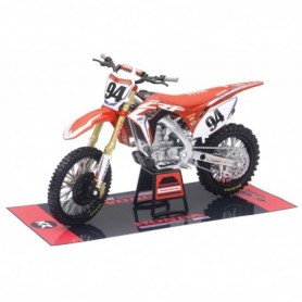 Miniature 450 CRF Ken Roczen Hrc Factory 1/12 ème NEW RAY