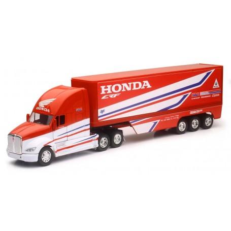 Miniature Camion Honda Hrc Factory Racing Team NEW RAY