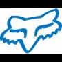 Stickers FOX Head TDC 10 cm Blue