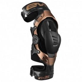Genouilleres EVS Axis Pro Black Copper