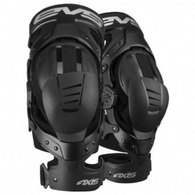 Genouilleres EVS Axis Sport Black
