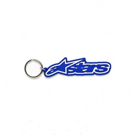 Porte Clefs ALPINESTARS Rub Key Chain Blue