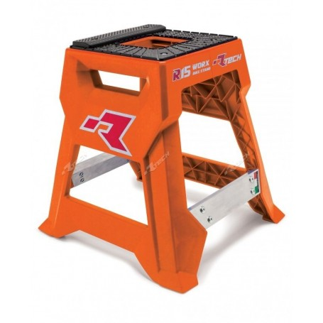 Tabouret Moto RTECH Orange