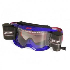 Masque Cross PROGRIP 3303 Roll Off Vista Bleu