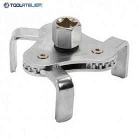 Clef 3 Griffes pour Filtre à Huile 63 a 101 mm TOOLATELIER