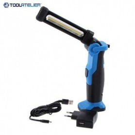 Lampe Led D'inspection Ultra Plate 270° TOOLATELIER