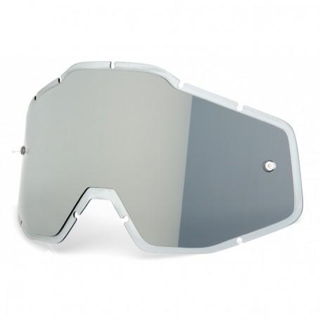 Ecran 100% Miroir Silver Flash Injecté