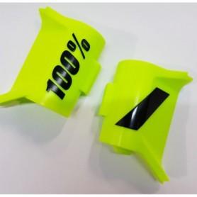 Paire de Capots De Système Roll OffForecast Fluo Yellow 100% Nouvelle Génération