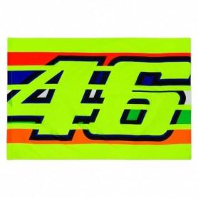 Drapeau VR46 Stripes Multicolor