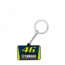 Porte Clefs VR46 Racing Dual Yamaha