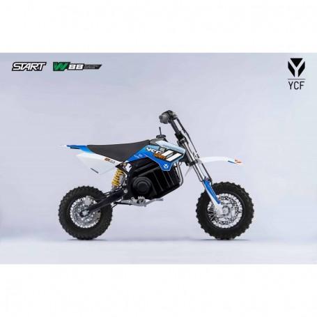 Moto YCF F88 W Electrique 2019