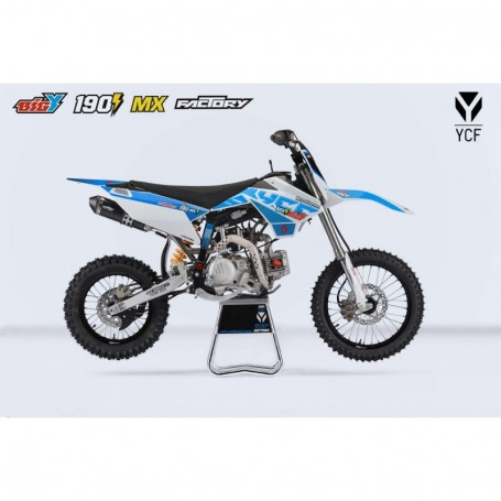 Moto YCF 190 Bigy Mx Factory ZE 2019