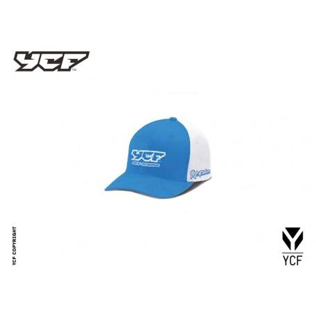 Casquette YCF Blue