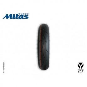 Pneus Supermotard MITAS MC 35 100 / 90 / 12 Racing Super Soft