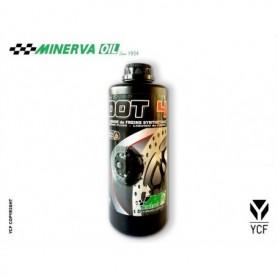 Liquide de Frein Minerva YCF Dot 4 500 ml