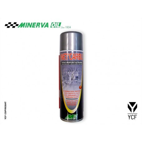 Nettoyant Carburateur Minerva YCF 500 ml