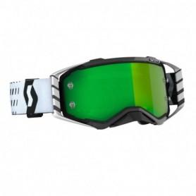 Masque Cross SCOTT Prospect Black White Green Chrome Works