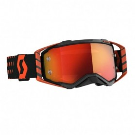 Masque Cross SCOTT Prospect Orange Black Orange Chrome Works