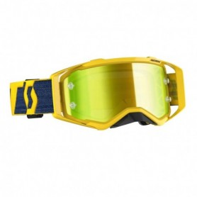 Masque Cross SCOTT Prospect Yellow Yellow Yellow Chrome Works