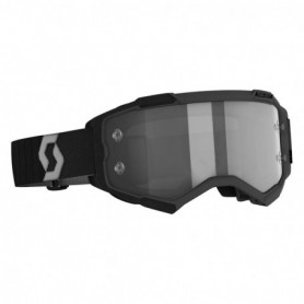 Masque Cross SCOTT Fury Black Grey Light Sensitive Grey Works