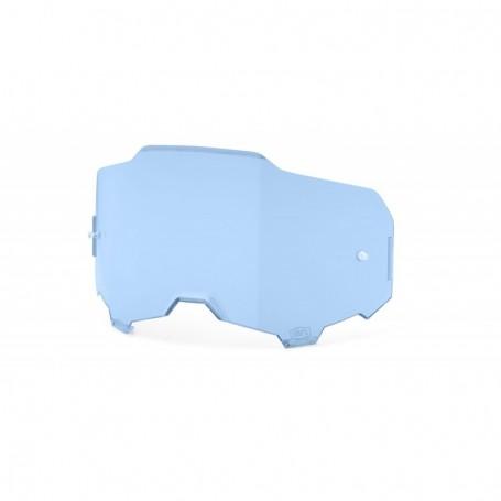 Ecran 100% Anti buée Bleu pour Masque Armega
