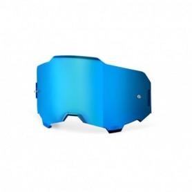 Ecran 100% Anti buée Miroir Blue pour Masque Armega