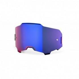 Ecran 100% Hiper Anti buée Miroir Blue pour Masque Armega