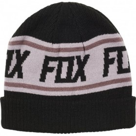 Bonnet FOX Wild And Free Black Womens Ah 19
