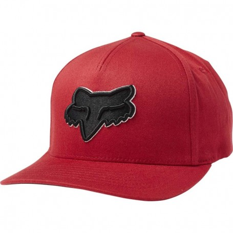 Casquette FOX Epicycle Flexfit Red Taille S/M Pe 19