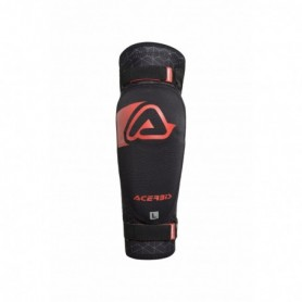 Coudières ACERBIS Soft Guard Black Red