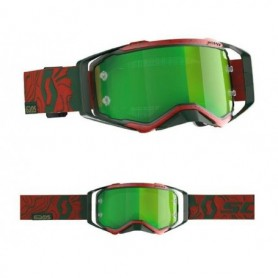 Masque Cross SCOTT Prospect Limited Edition 6 Days Portugal Red Green Green Chrome Works