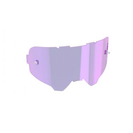 Ecran LEATT Velocity Iriz Mirror Purple 78 %