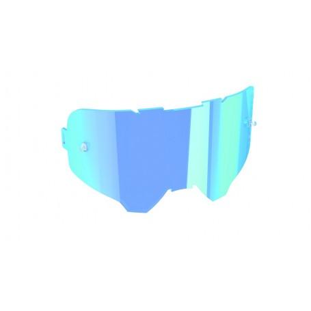 Ecran LEATT Velocity Iriz Mirror Blue 49 %