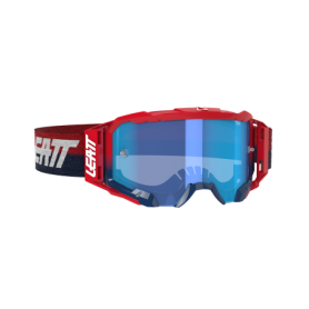 Masque Cross LEATT Velocity 5.5 Red Blue Clear