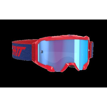 Masque Cross LEATT Velocity 4.5 Red Blue